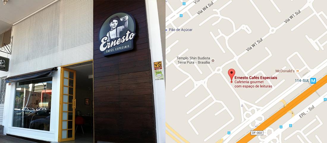Ernesto Cafés Especiais