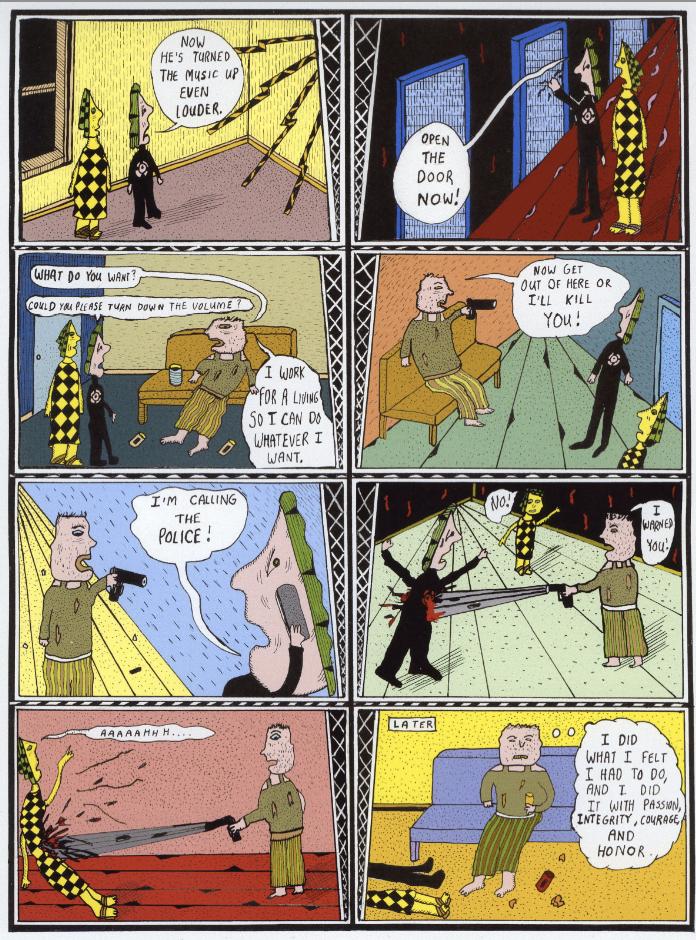 Amy & Jordan. Publicado originalmente em 27 de maio de 2012 na revista Art Review.