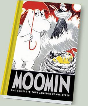 Tove Jansson: Moomin Vol.4